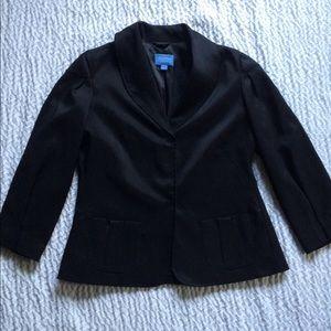 Vera Wang Black Blazer M